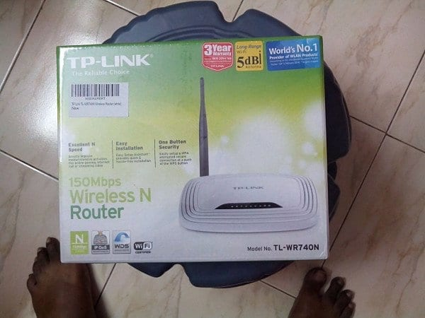 cheap and best wireless router for home use in india