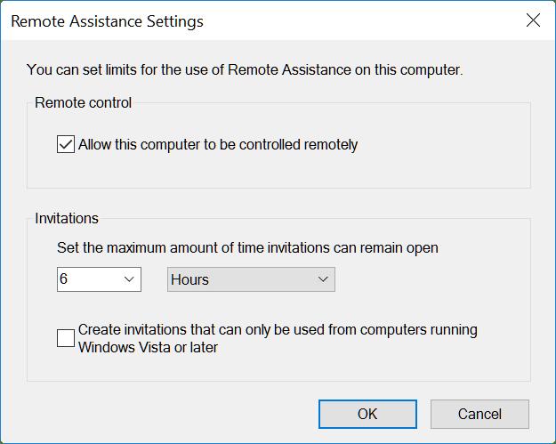 remote-assistance-advanced-settings-windows-10
